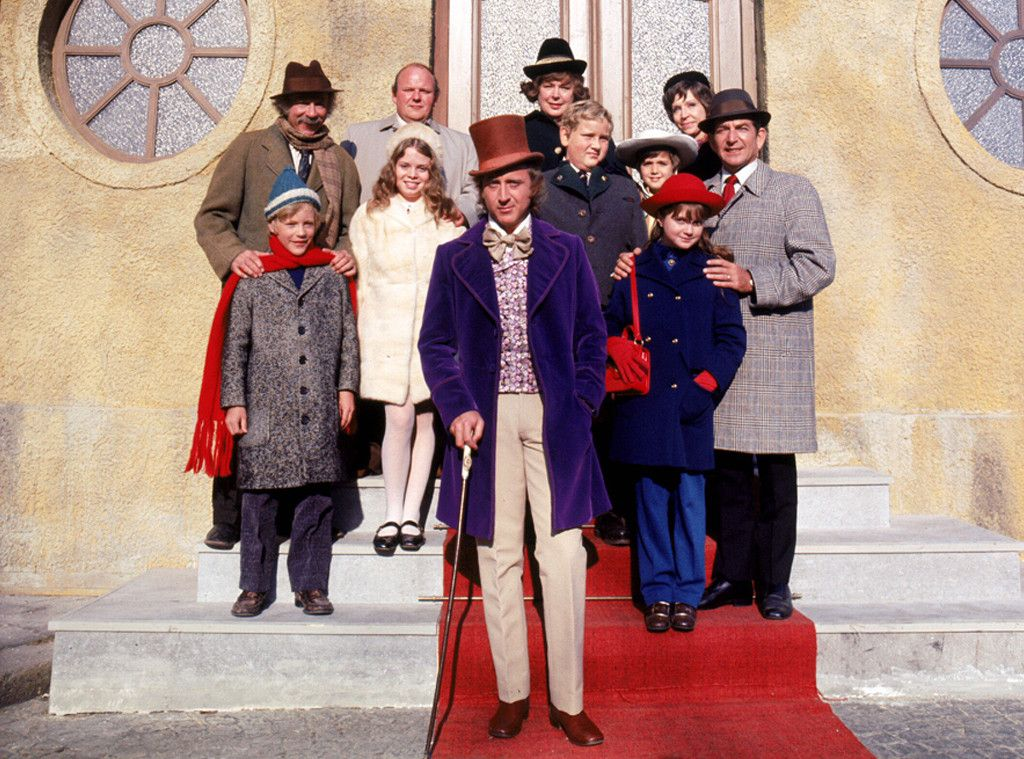 WATCH: Cast of Willy Wonka Reunites and Gives Us All the Feels ...