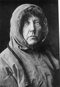 Roald Amundsen, Norwegian Polar Explorer and first person to the South Pole