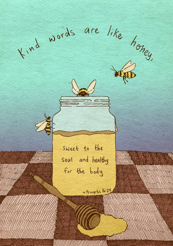 Proverbs quote art print - recycled paper