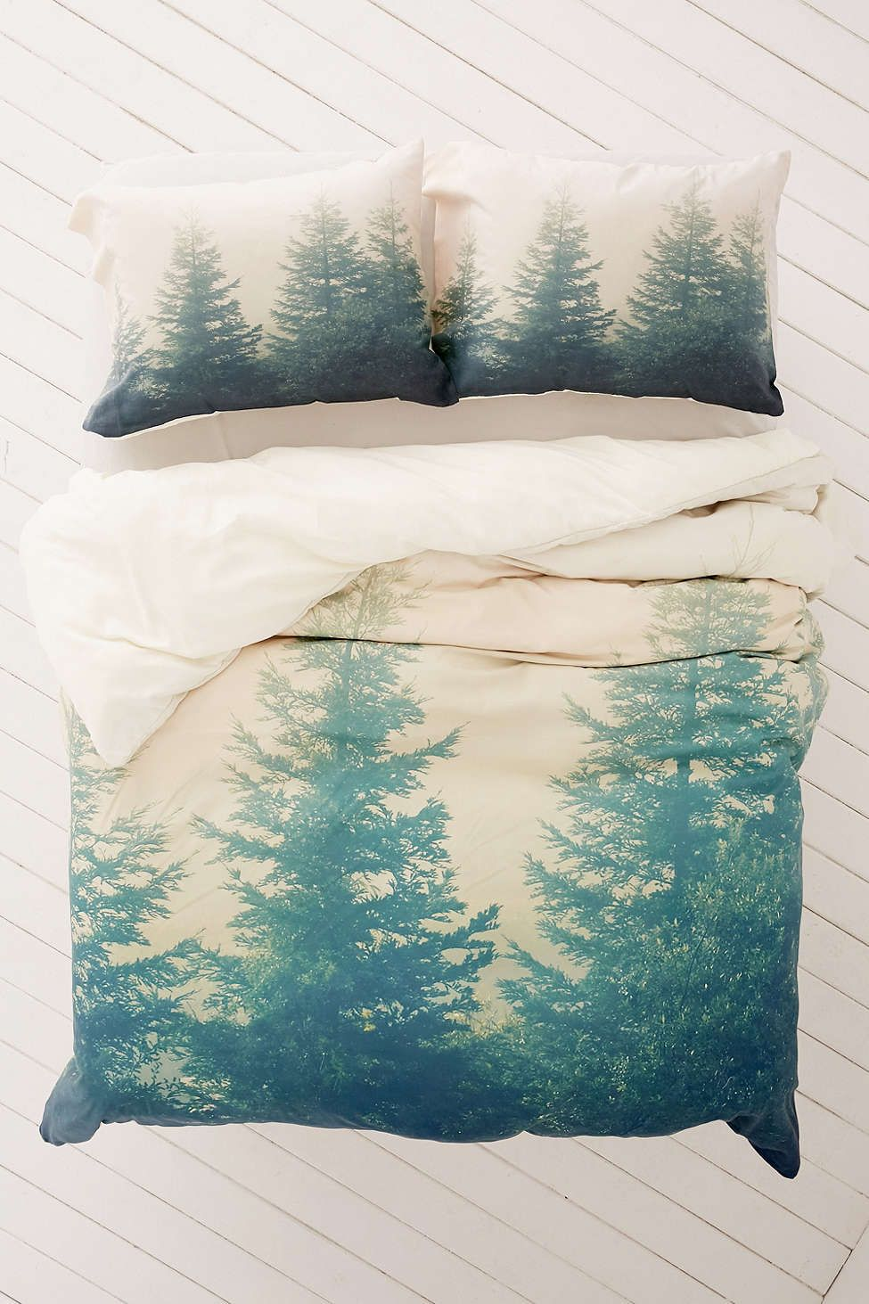 Chelsea Victoria For DENY Going The Distance Duvet Cover