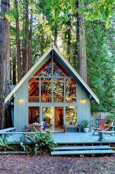 Add out building cabins down the road Tiny House Pinterest