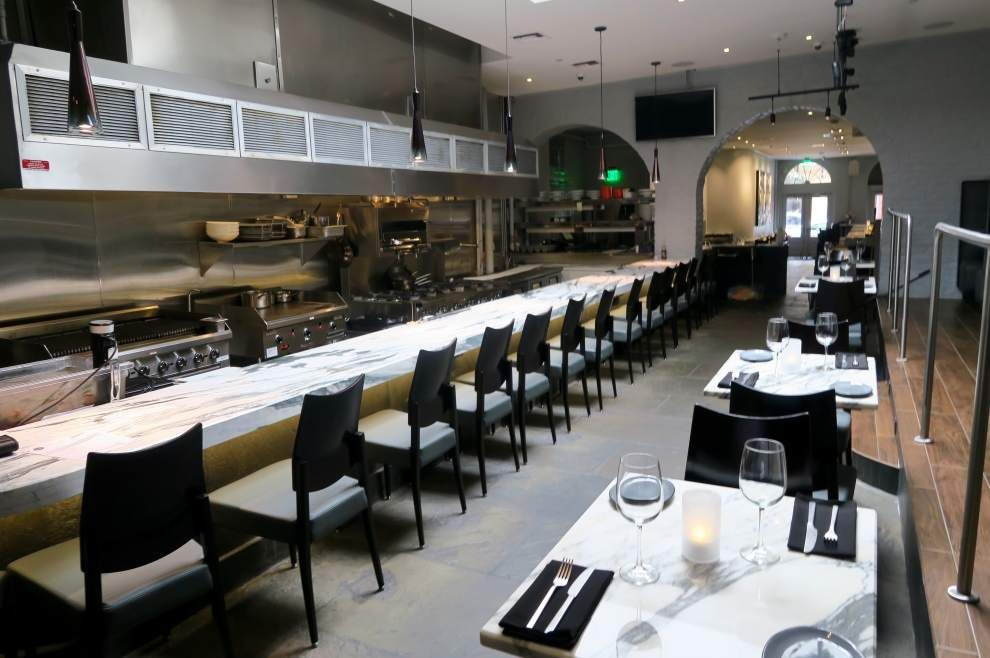 At New Decatur Street Restaurant Trinity Modern Cuisine And Design The Persistence Of