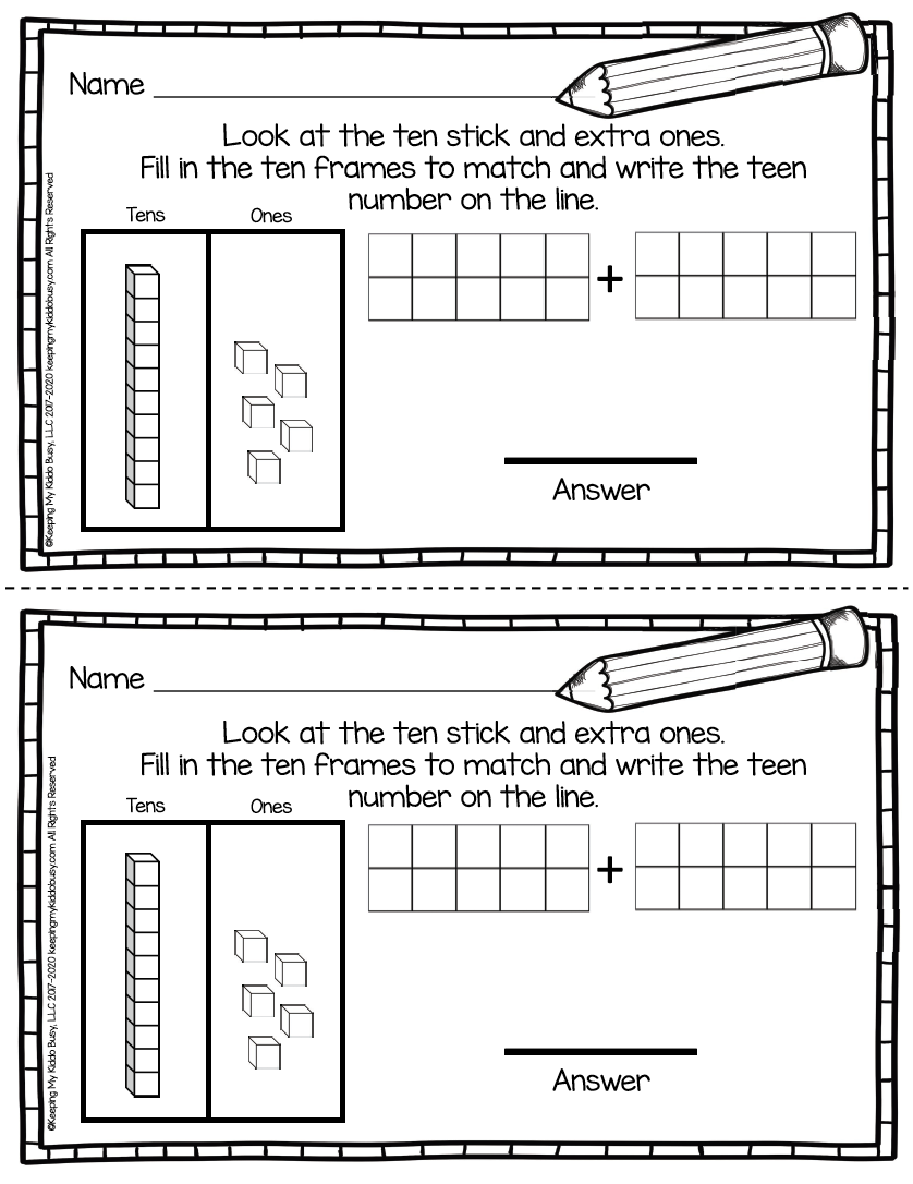 Freebie Kindergarten Math Curriculum Full Course Back To School Worksheets Kindergarten Math Curriculum Homeschool Kindergarten Math Kindergarten Math Free [ 1086 x 838 Pixel ]