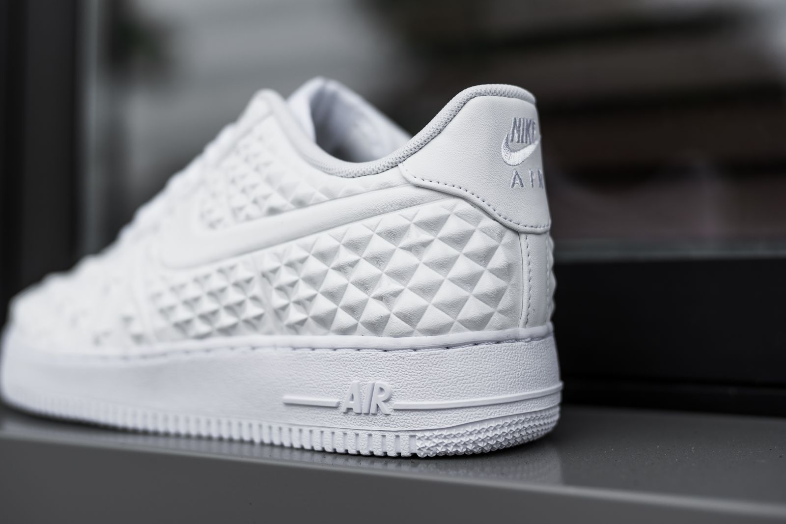 """d250f12dc510f Nike Air Force 1 White """"Independence Day"""""""