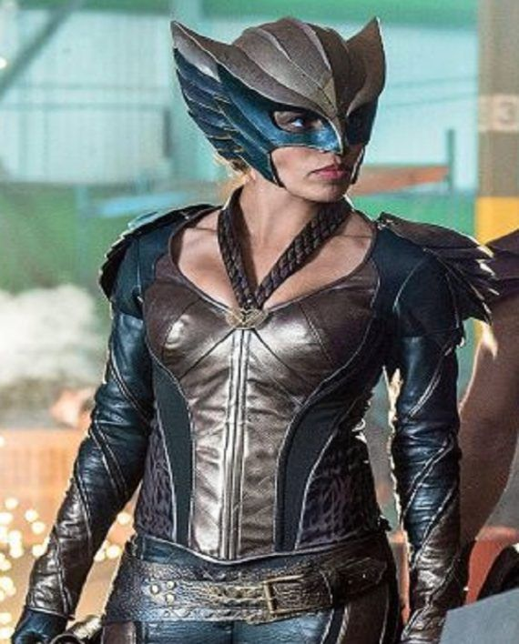 DC TV LEGENDS OF TOMORROW HAWKGIRL AF DC COMICS
