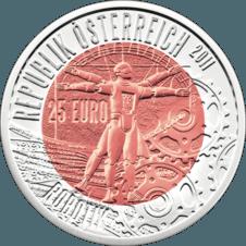 Erneuerbare Energien Sind Das Thema Der 25 Euro Silber Niob Münze