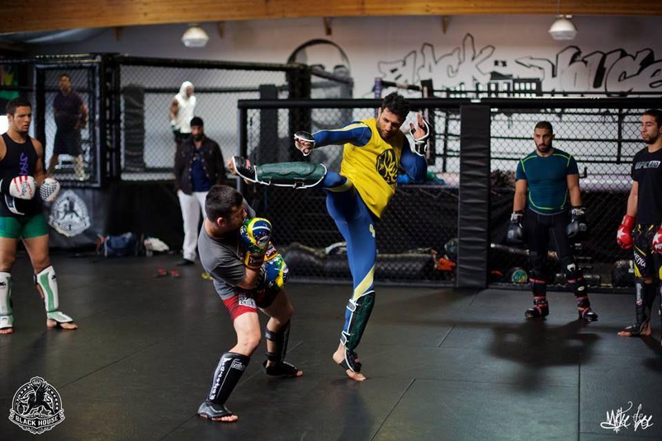 mixed martial arts classes near me