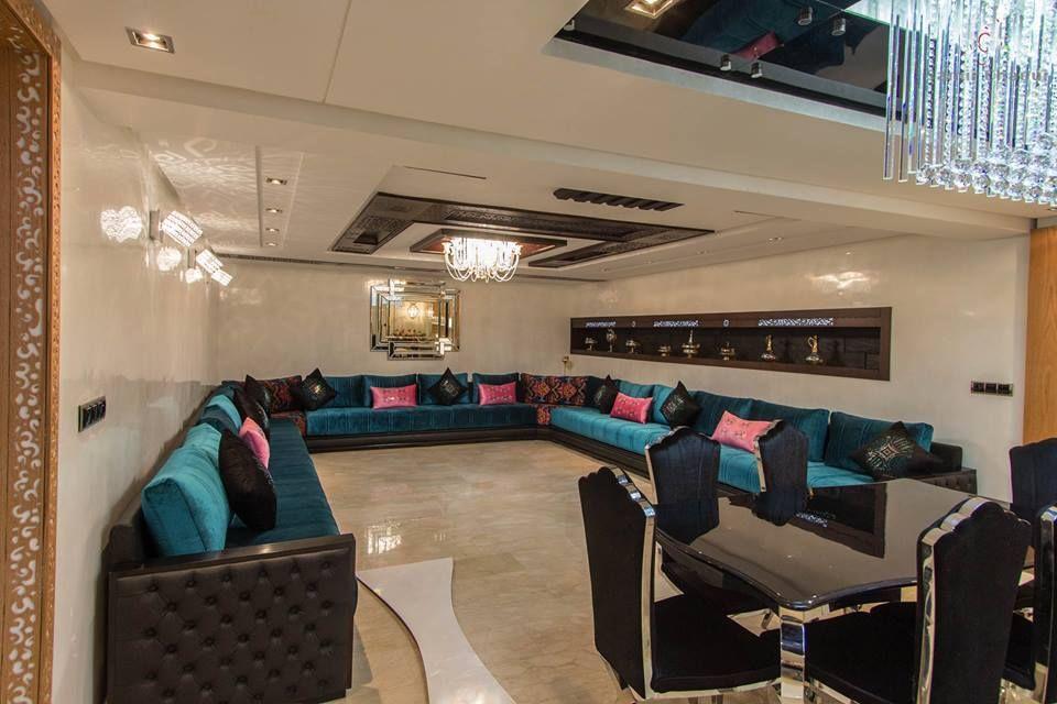 Salon Sjour Marocain     Expert Decorator