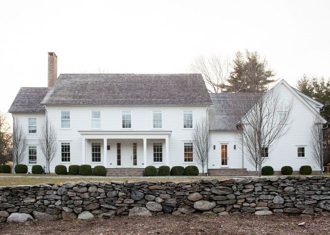 Image Result For Classic Farmhouse Exterior