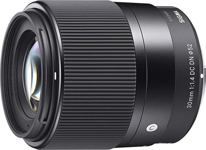 Sigma 30mm F1 4 Contemporary Dc Dn Lens For Sony E Camera Photo Mirrorless Camera Sony E Mount Sigma