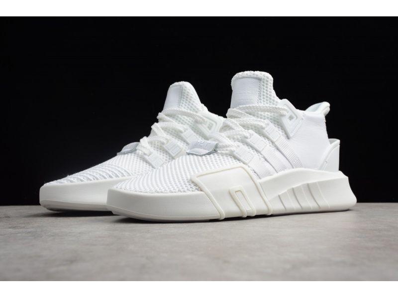 Adidas Eqt Basketball Adv White Men's And Women's Shoes DA9534