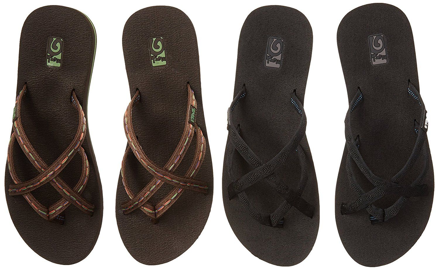 ddbe62ba4a48 Teva Women s Olowahu Set of Two Pairs of Flip-Flops -- Find out more ...