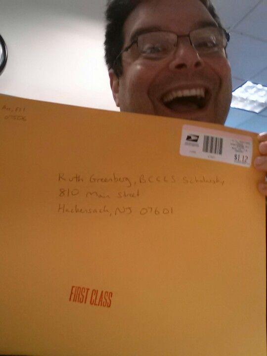 scholarship in the mail | Scholarships, Company logo, Tech ...