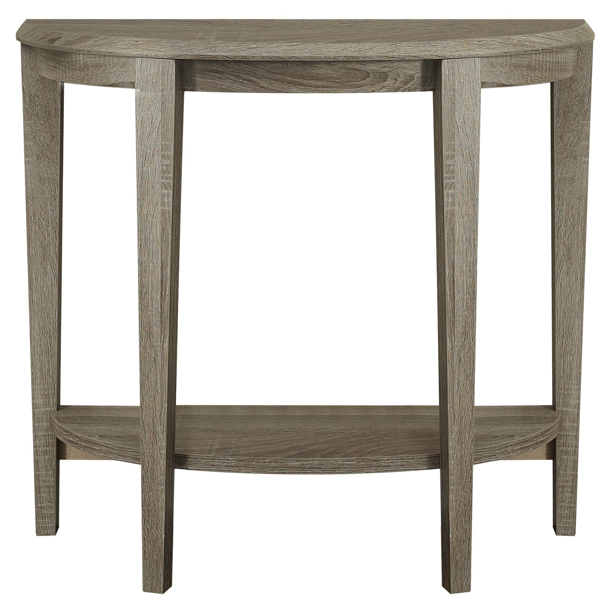 Photo of Entrance Console Table – Dark taupe