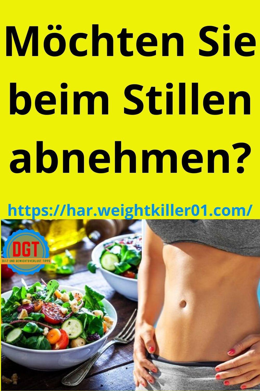 Diät zum Abnehmen Stillen
