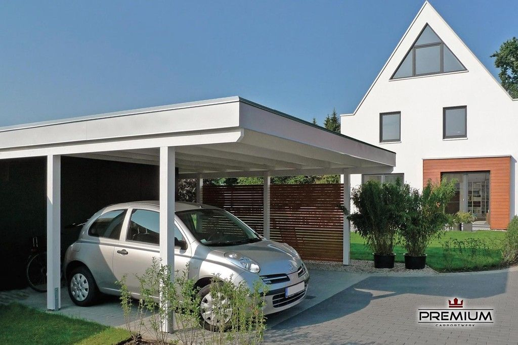 carports modern es gibt carports aus holz stahl beton oder auch glas es. Black Bedroom Furniture Sets. Home Design Ideas