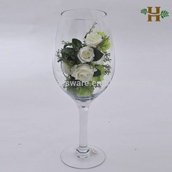 Source Wholesale Martini Glass Vases Centerpiecesgiant Wine Glass
