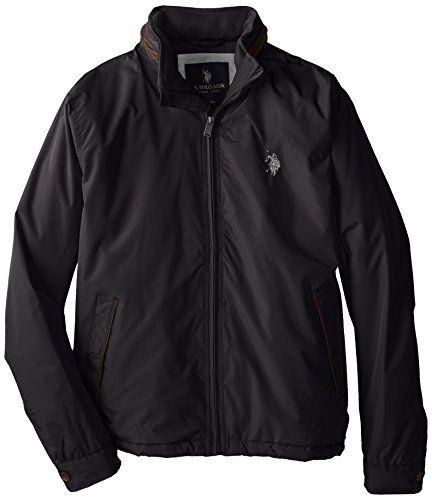 BESTSELLER! U.S. Polo Assn. Men's Fleece Lined Pi... $31.99