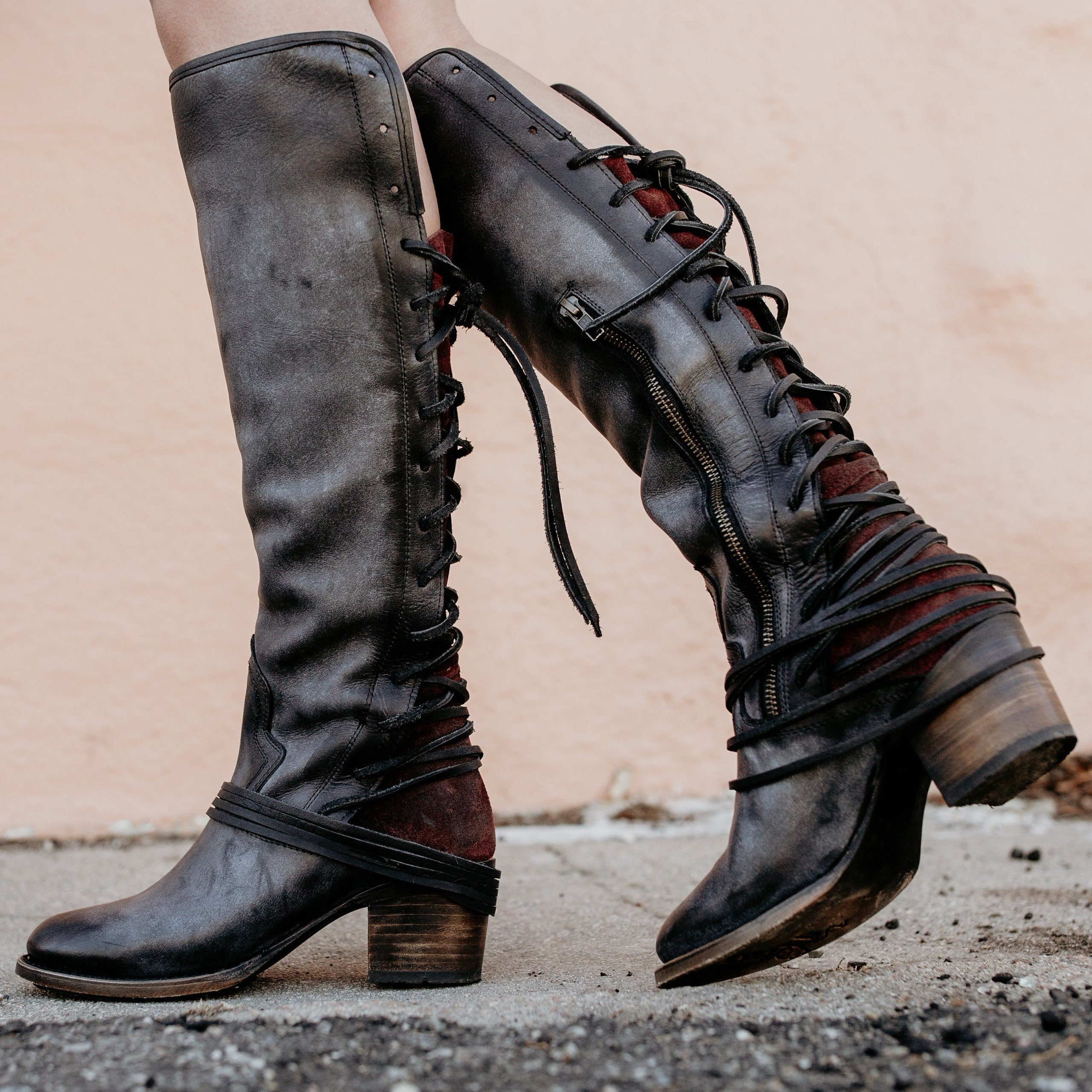 9953c58db78 Shop the COAL boot at FreebirdStores.com. Official site for FREEBIRD by  Steven. Exclusive Handcrafted Boots   Booties. Free 2 Day Shipping   Free  Returns