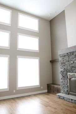 The lighter paint color on the main wall is sherwin - Perfect paint color for living room ...