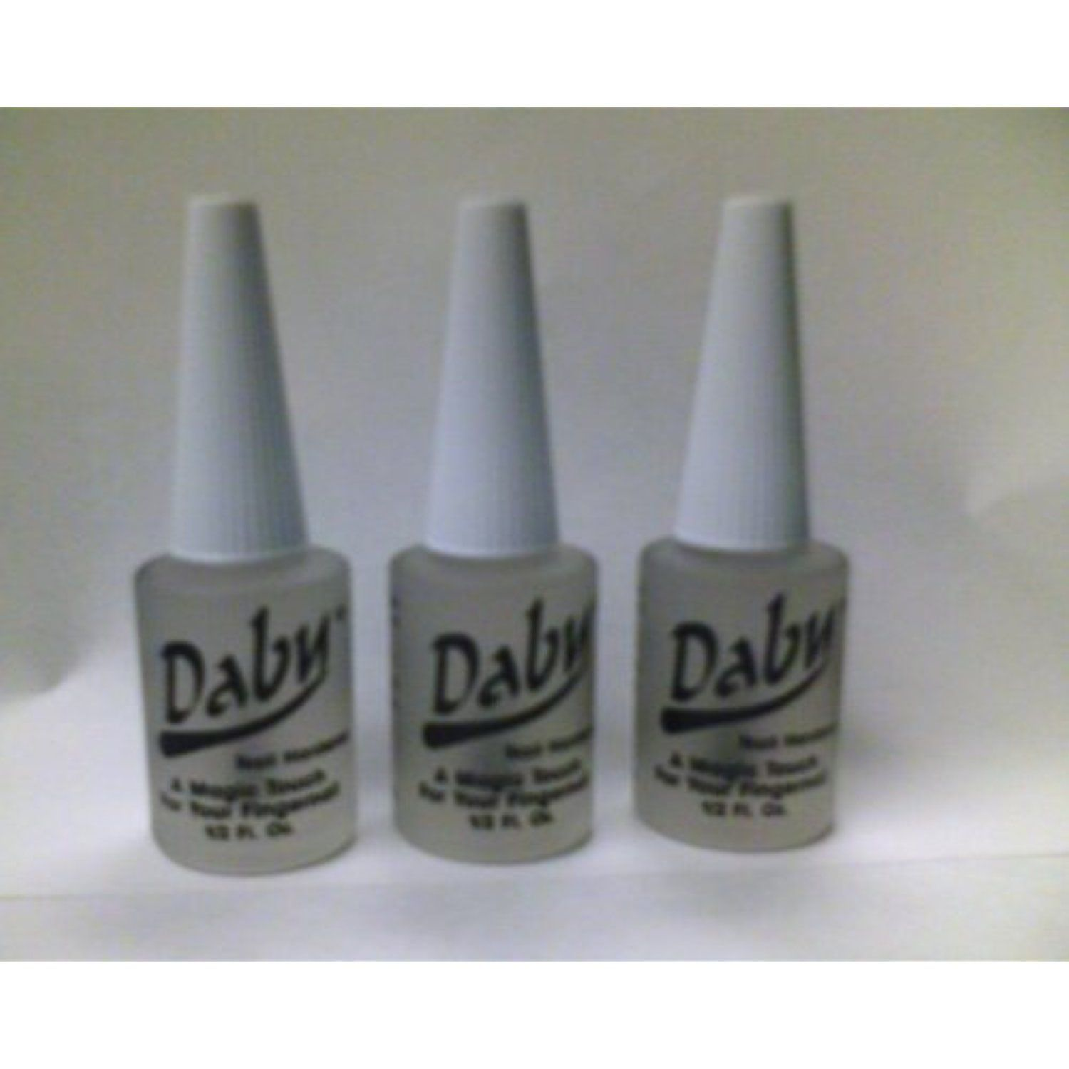Daby Nail Hardener - Formaldehyde-free .5 ounces (3 Pack) -- See ...