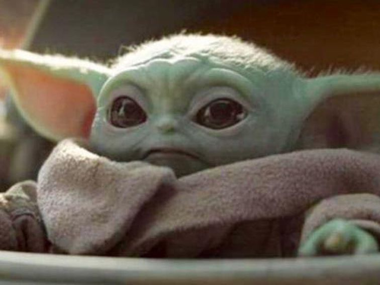 Baby Yoda Was One Of The Best Things To Come Out Of Disney S The Mandalorian But Even Better Than Baby Yoda Are Yoda Funny Yoda Quotes Funny Picture Jokes