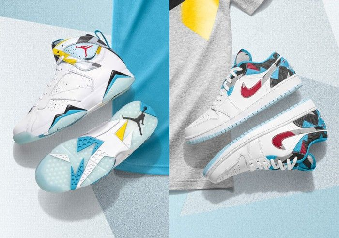 Nike and Jordan Brand 2015 N7 Collection