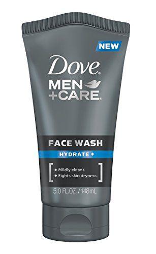 Amazon Com Dove Men Care Face Wash Hydrate 5 Oz Beauty Moisturizing Face Wash Face Wash Face Hydration