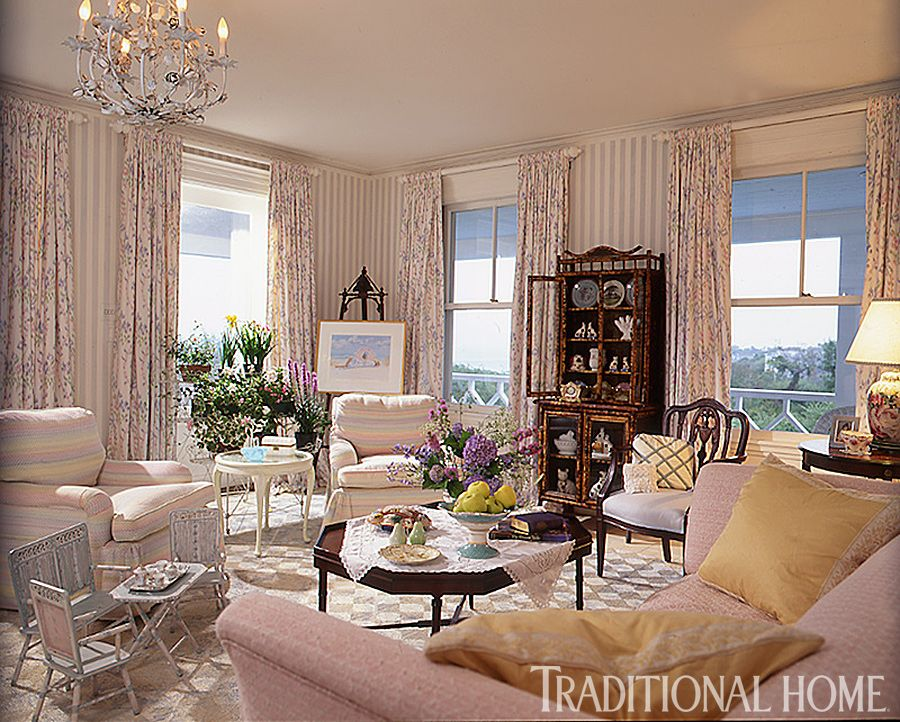 25 Years Of Beautiful Living Rooms House Beautiful Living Rooms