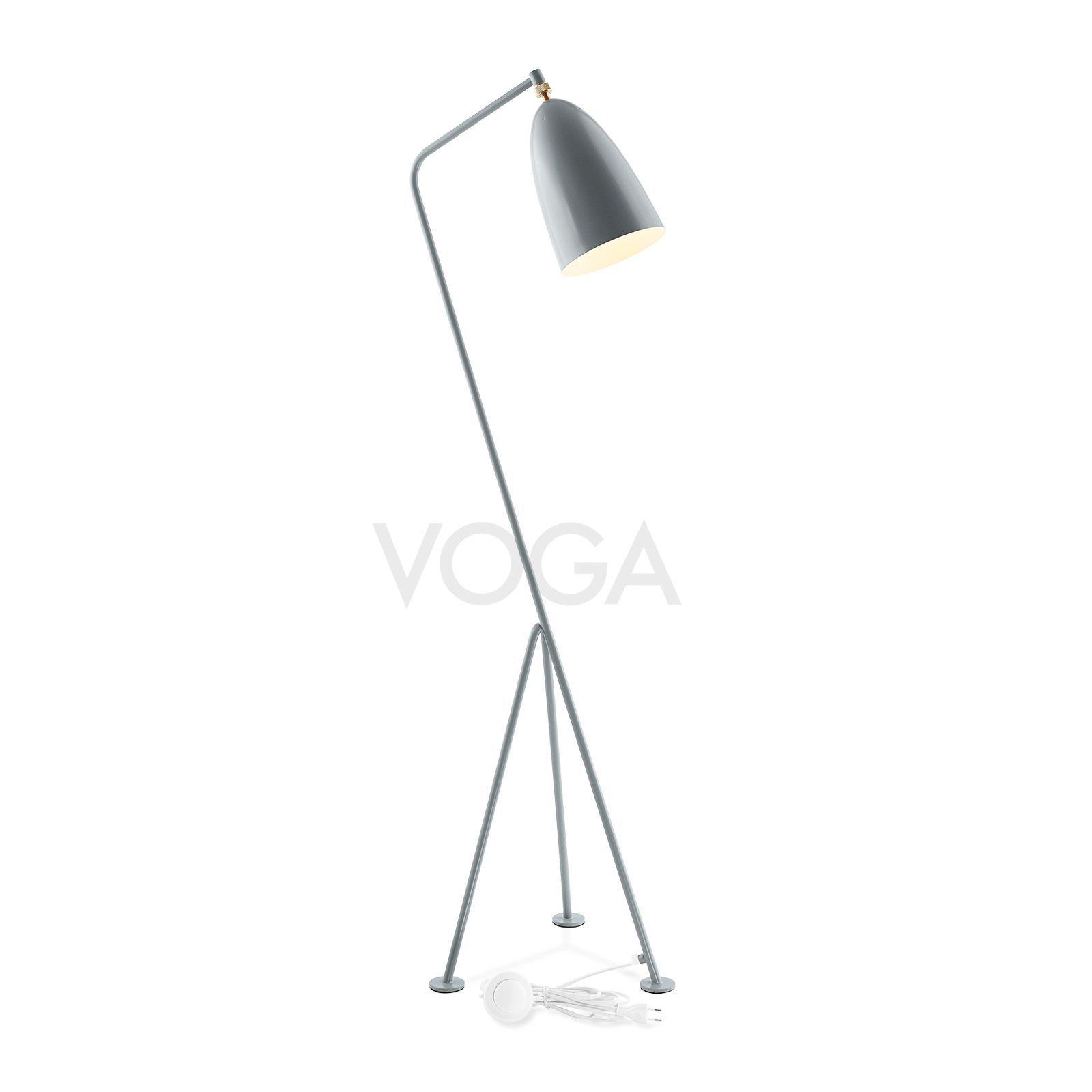 gräshoppa stehlampe grossman | designerlampen | voga® (mit