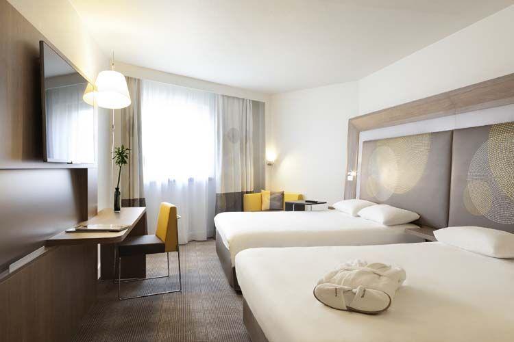 Chambres De L Hotel Ibis Brest Kergaradec Aeroport Hotel Chambre Chambre Simple