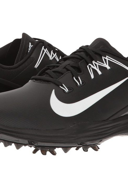 premium selection 2d0c8 938c2 Nike Golf Lunar Command 2 (BlackWhiteBlack) Mens Golf Shoes - Nike Golf, Lunar  Command 2, 849968849969-002, Footwear Athletic Golf, Golf, Athletic, ...