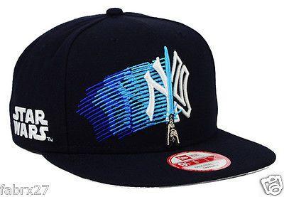 e83b12913 New York Yankees New Era Star Wars Lightsaber Snapback Adjustable ...