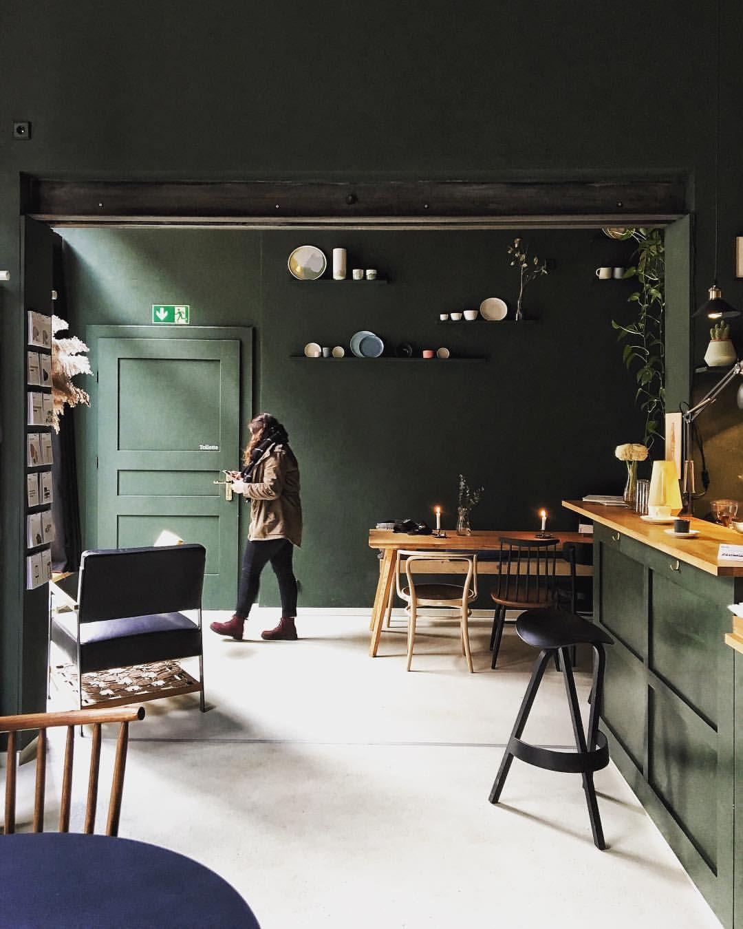 Cafe Lauritz Leipzig Restaurant Interior Cafe Restaurant Coffee Shop