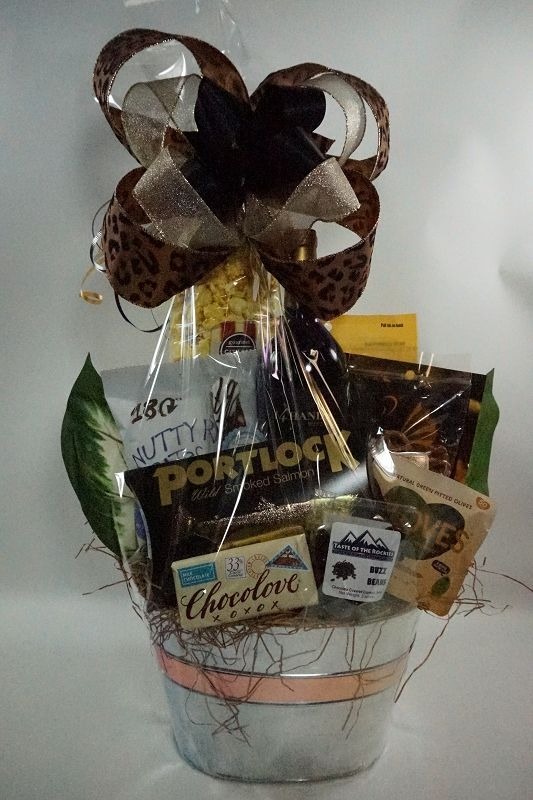 Wine Gift Baskets- Although we donu0027t have a liquor license and we canu0027t sell you ANY alcohol we have the coolest relationship with Wines off Wynkoop. & Wine Gift Baskets- Although we donu0027t have a liquor license and we ...