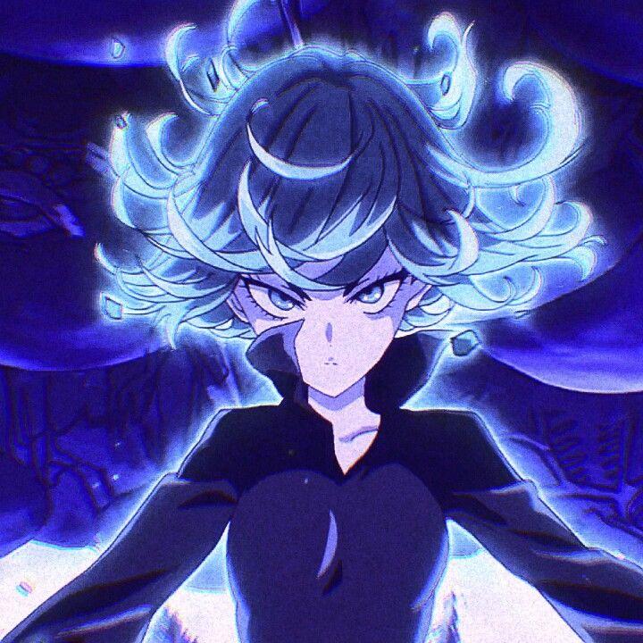 Tatsumaki OnePunchMan Anime