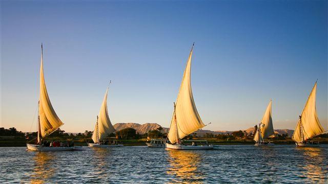 Nil Nehri ile Mısır Gezisi |