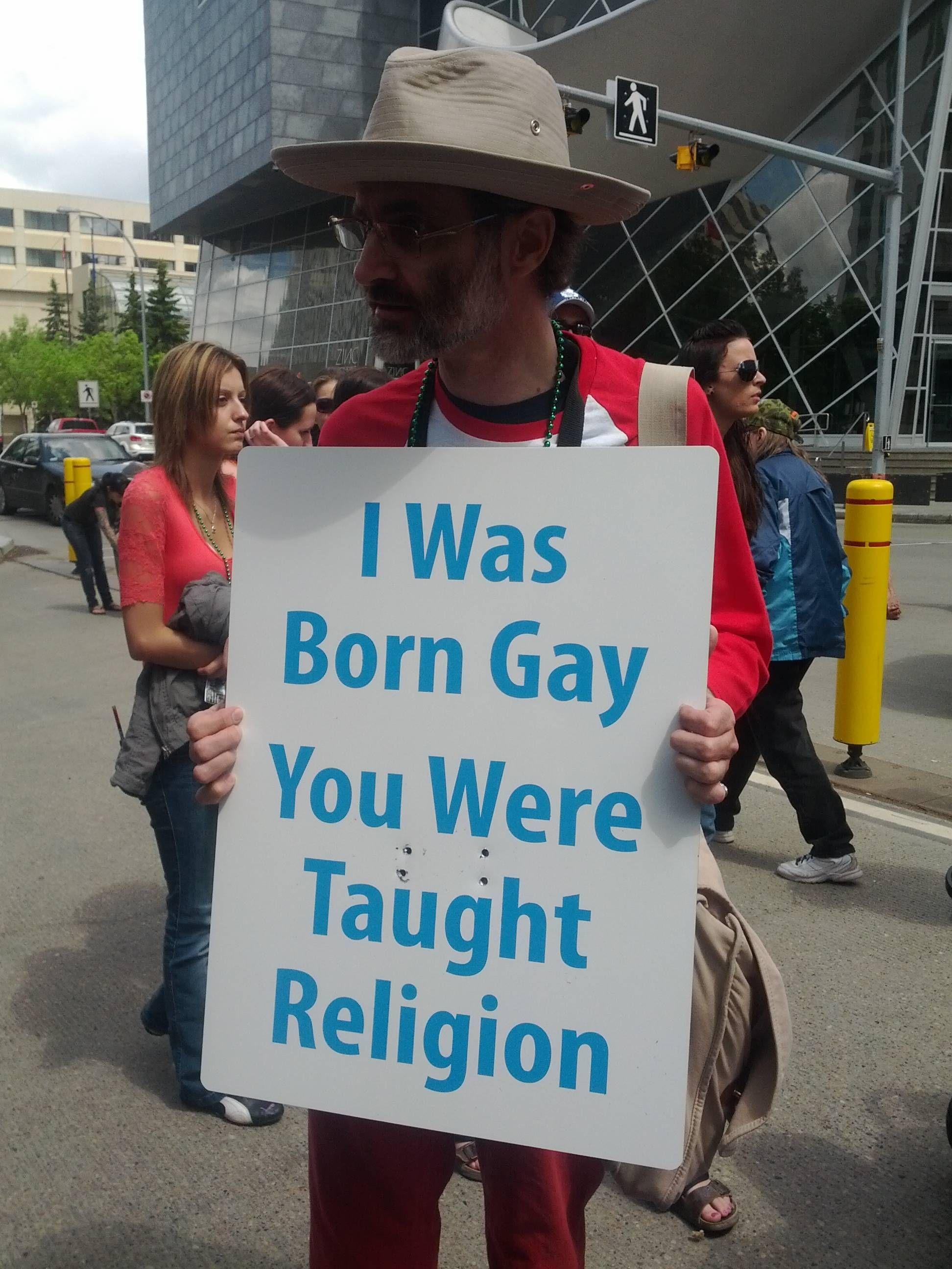 born-homosexual