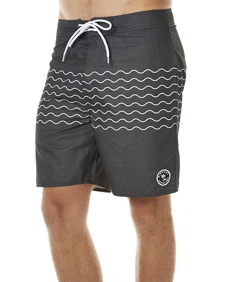 RIP CURL FREQUENCY 18 MENS BOARDSHORT - BLACK