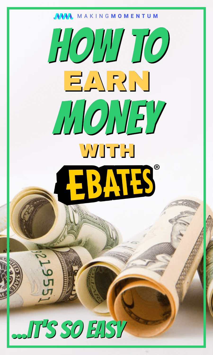 ebates review how to earn free money online with the cash back app site side hustles how. Black Bedroom Furniture Sets. Home Design Ideas