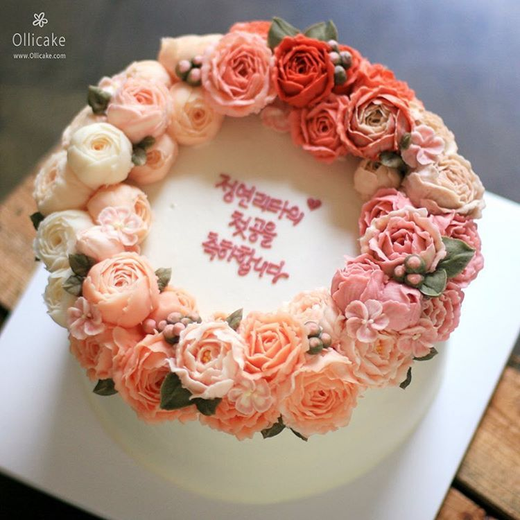 #buttercreamflowercake #flowercake #buttercreamcake #flowercupcake #koreanstylecake #ollicake #olliclass #olligram #peony #rose #ranunculus #hydrangea  #blossom #bouquet #wreath #weddingcake #partycake #carrotcake #ollipeony #버터크림플라워케이크 #플라워케익 #올리케이크 #올리클래스 #올리피오니 #당근케이크 #올리특제당근시트 #케익스타그램 #꽃스타그램 #동편마을 #since2008   www.ollicake.com  ollicake@naver.com