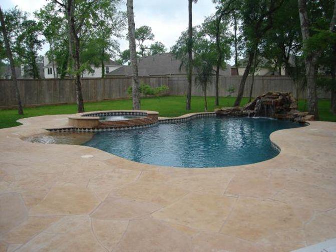 Houston Pool Deck Resurfacing