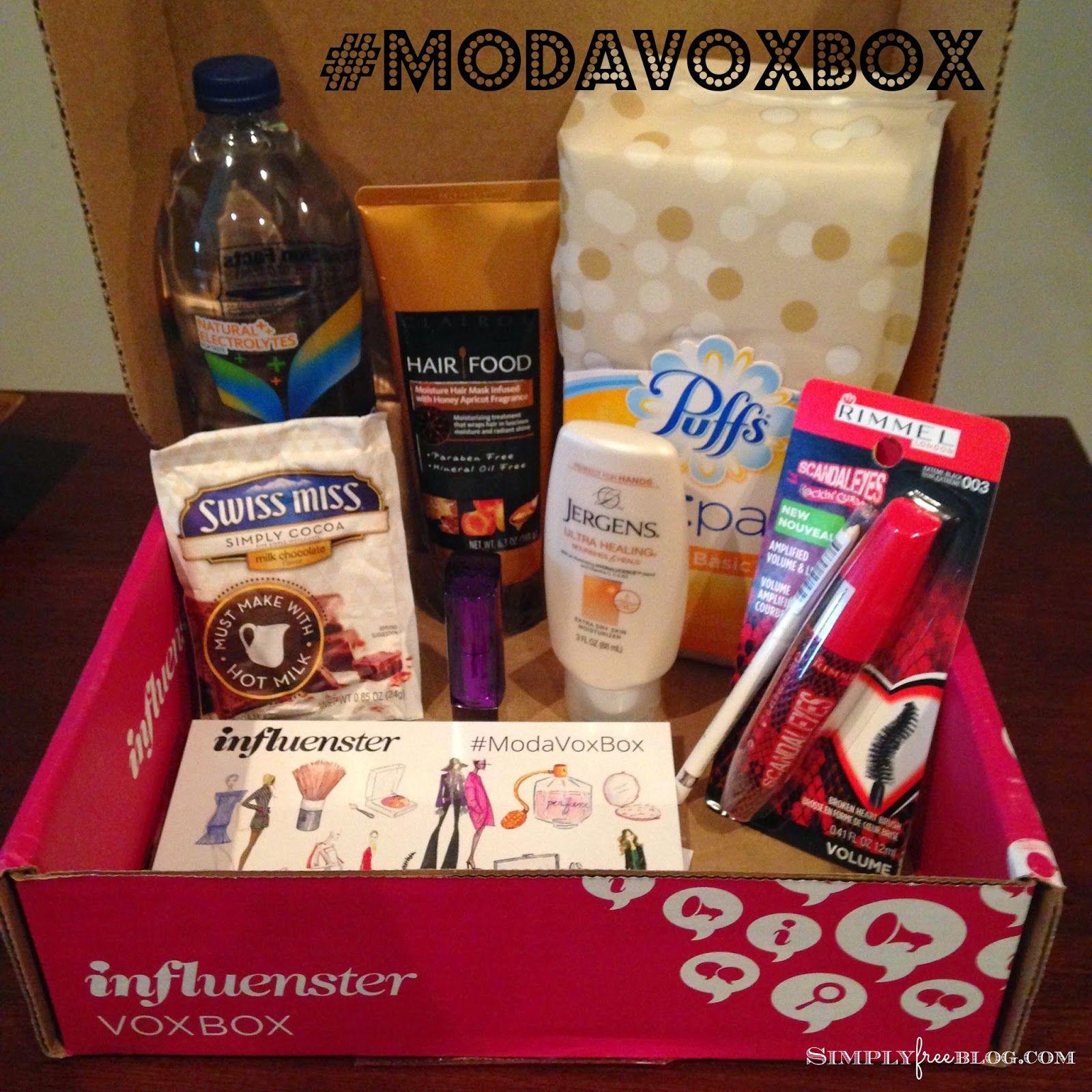 #modavoxbox