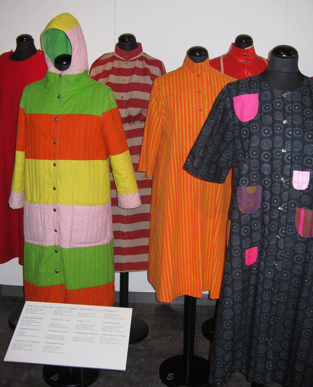 Vuokko Scandinavian Fashion Fashion History Fashion