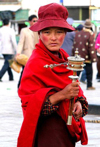 Pilgrim Circuit . Lhasa