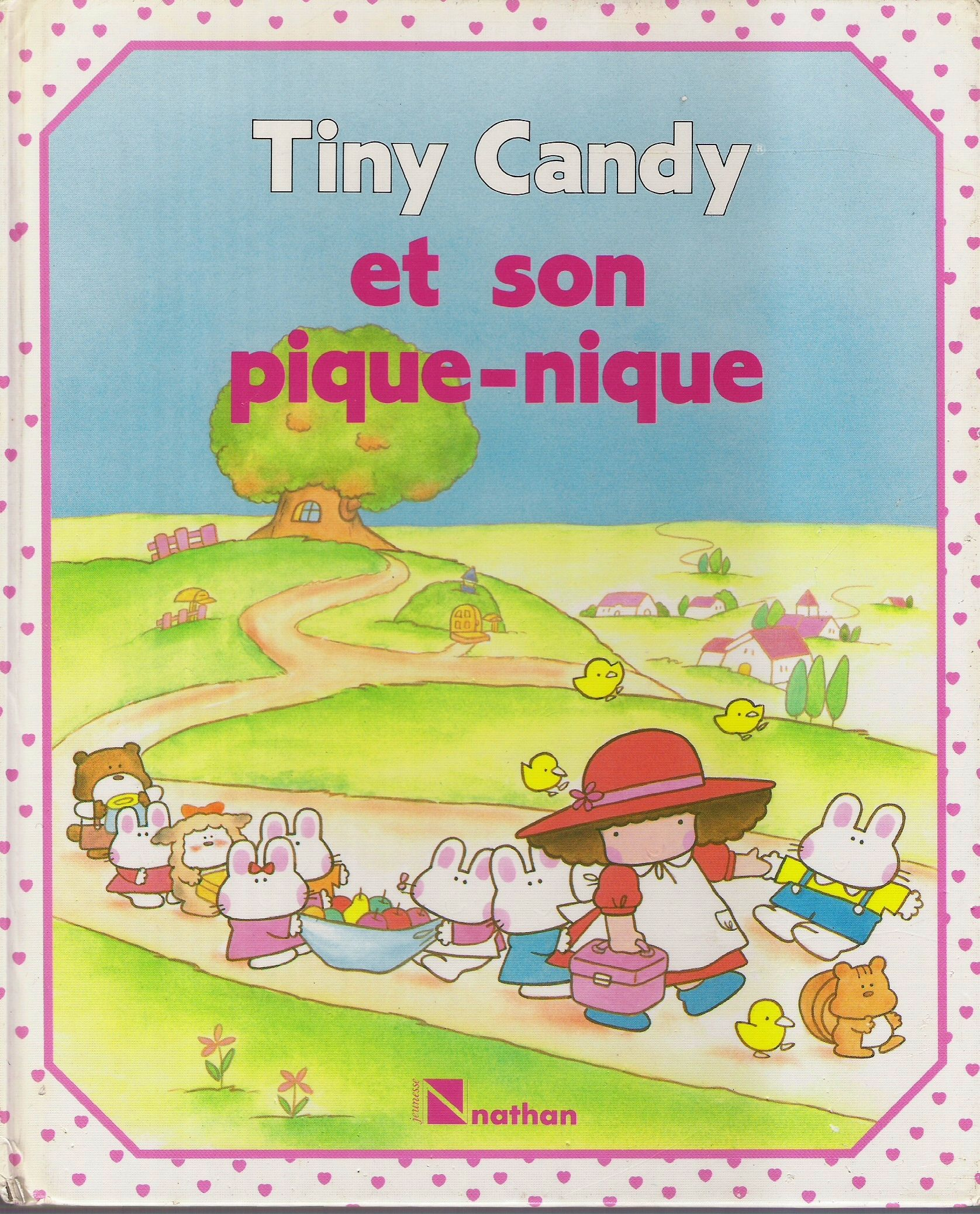 Tiny Candy et son pique-nique