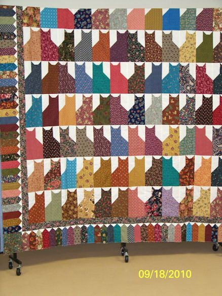 I've always wanted to make this quilt.