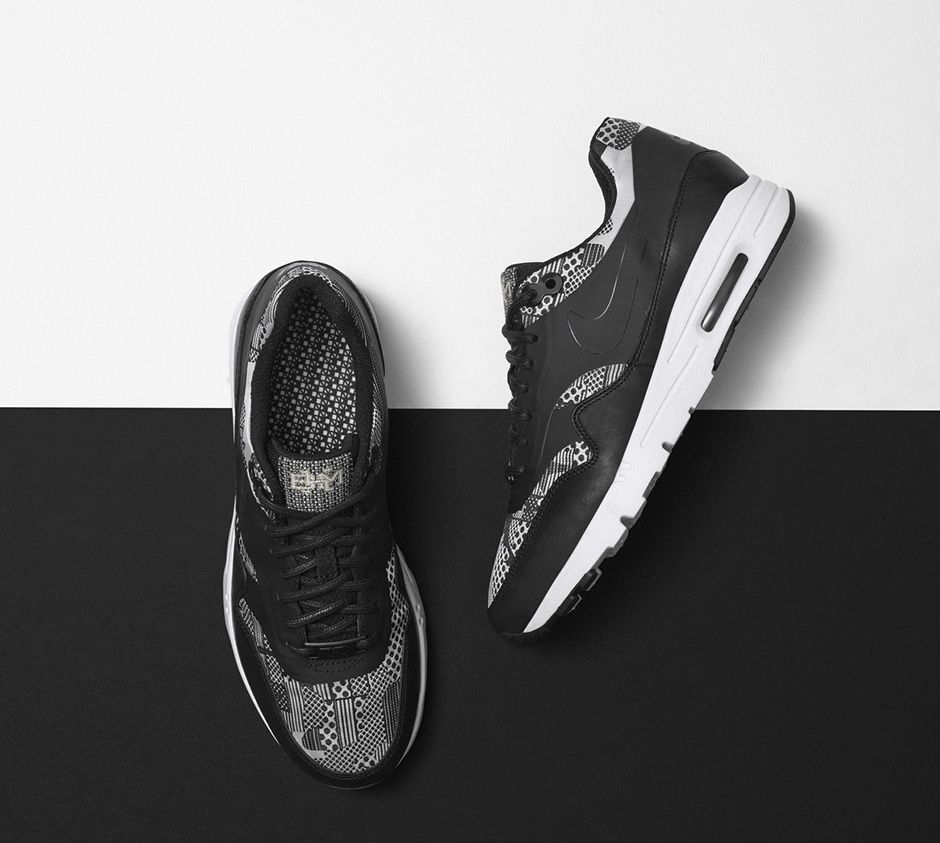 """new product 3ed3d a7e65 Nike-2015-BHM-Collection Nike WMNS Air Max 1 Ultra Moire """"BHM"""""""