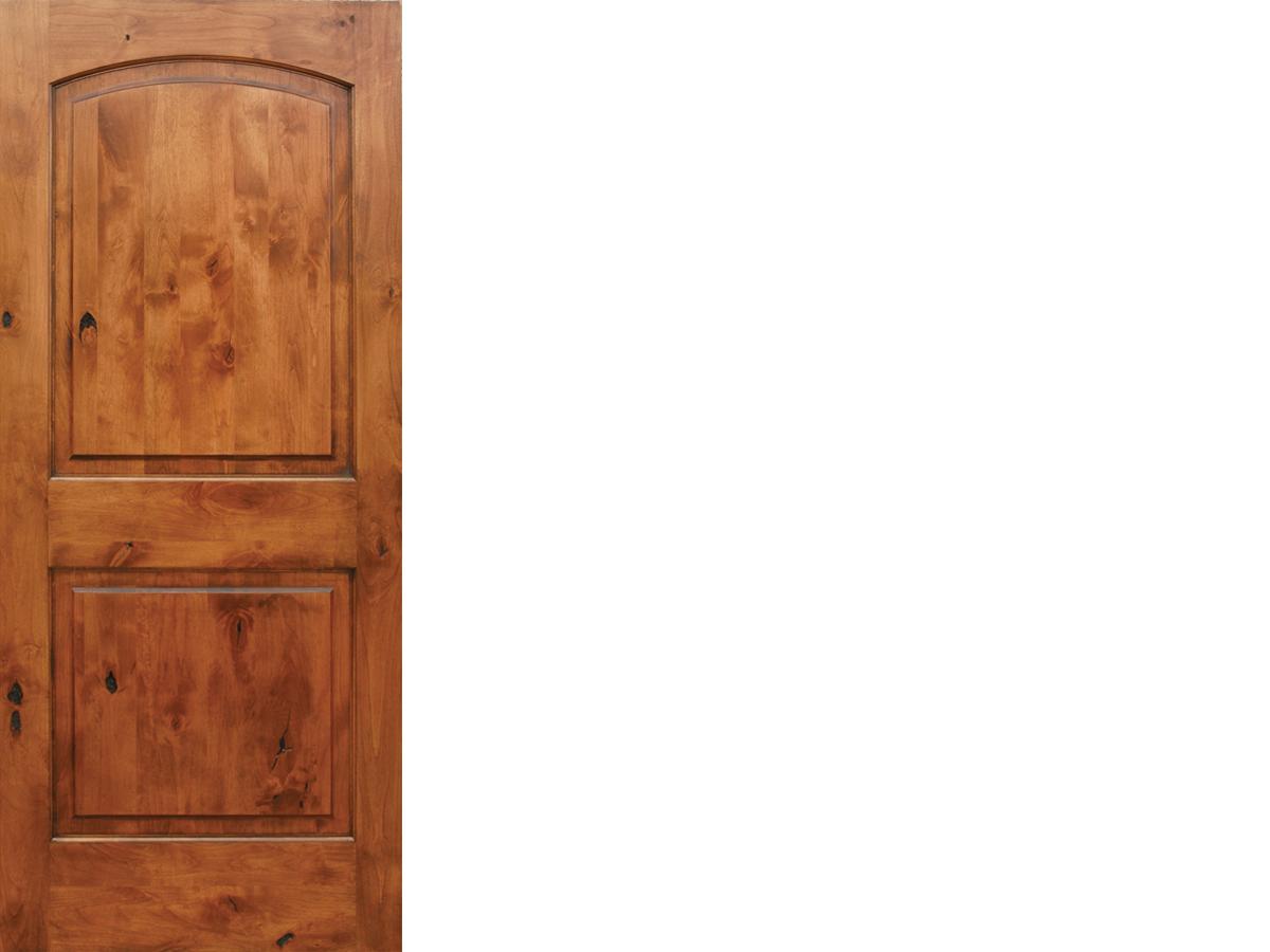Pre Hung Knotty Alder Interior Door Entryway Pinterest