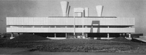 Gas Council Engineering Research Station, Killingsworth, UK, 1968